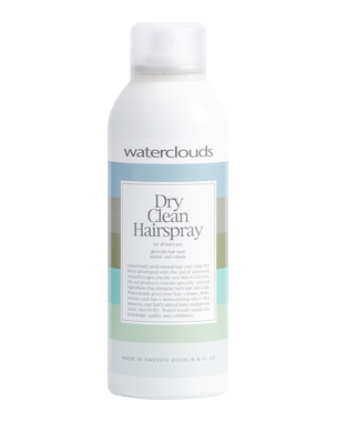 Waterclouds Dry Clean Hairspray 200ml