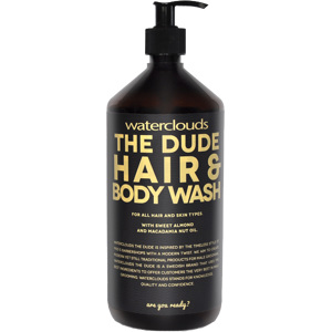 The Dude Hair & Body Wash 1000ml