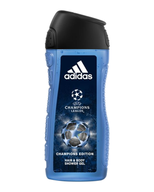 Adidas Champions Leauge, Shower Gel