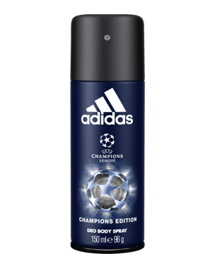 Adidas Champions Leauge, Deospray 150ml