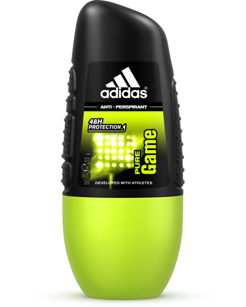 Adidas Pure Game, Deo roll-on 50ml
