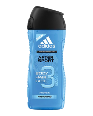 Adidas After Sport, Shower Gel
