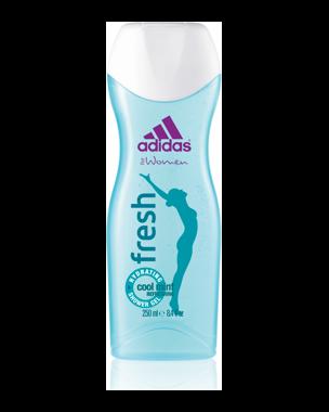 Adidas Fresh Shower, Shower Gel