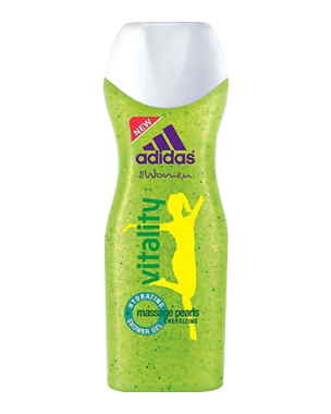 Adidas Vitality, Shower Gel