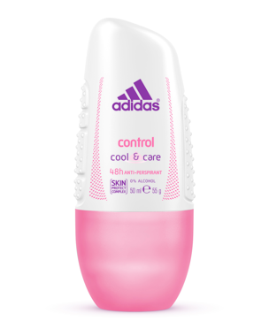 Adidas Control 48h, Deo roll-on 50ml