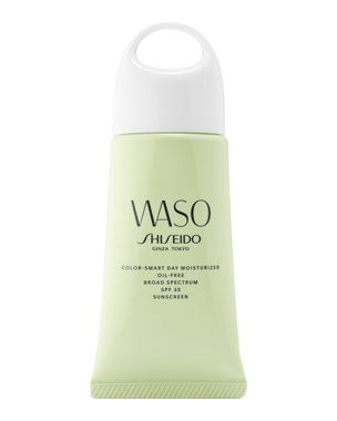Shiseido Waso Color Smart Day Oil-Free Moisturizer SPF30 50ml