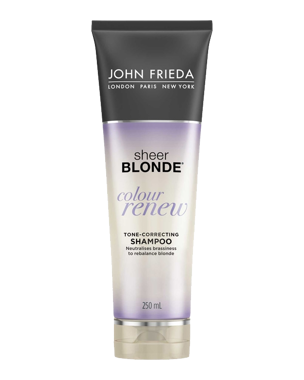John Frieda Sheer Blonde Colour Renew Shampoo, 250ml
