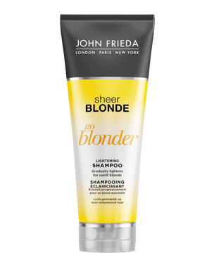 John Frieda Go Blonder Lightening Shampoo, 250ml