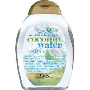 Coconut Water Shampoo, 385ml