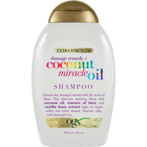 Coconut Miracle Oil Shampoo, 385ml