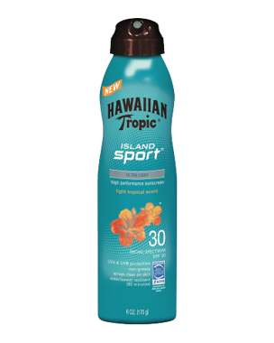 Hawaiian Tropic Island Sport SPF 30, 220ml