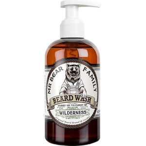 Beard Wash Wilderness, 250ml