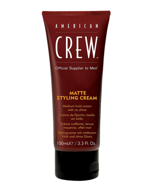 Matte Styling Cream 100ml