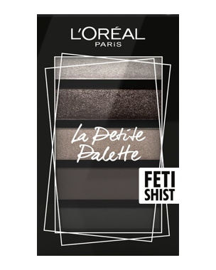 L'Oréal La Petit Palette