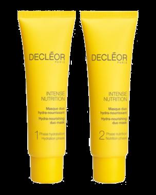 Decléor Hydra-Nourishing Duo Mask 2x25ml