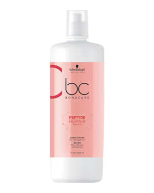 Schwarzkopf Professional BC Peptide Repair Rescue Conditioner