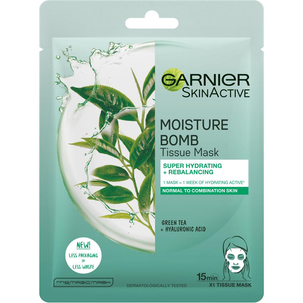 Moisture Bomb Tissue Mask (Green) 1 PCS