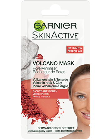 Garnier Rescue Mask Volcano 8ml