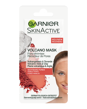 Garnier Rescue Mask Volcano 8ml