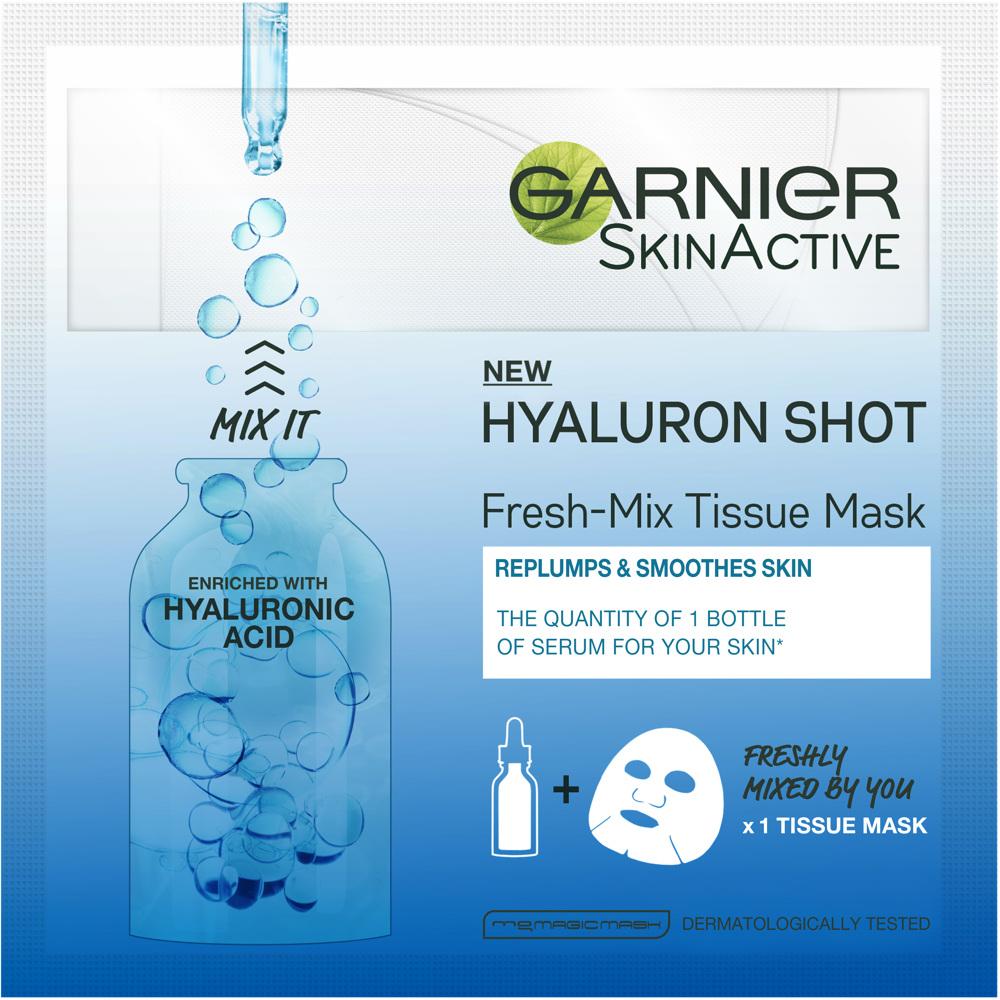 Fresh Mix Tissue Mask Hyaluron 1 PCS