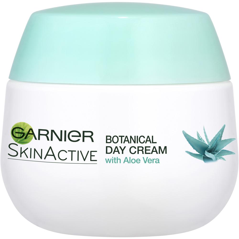 Garnier Moisture+ Aloe Vera Day Cream (Norm/Comb) 50ml
