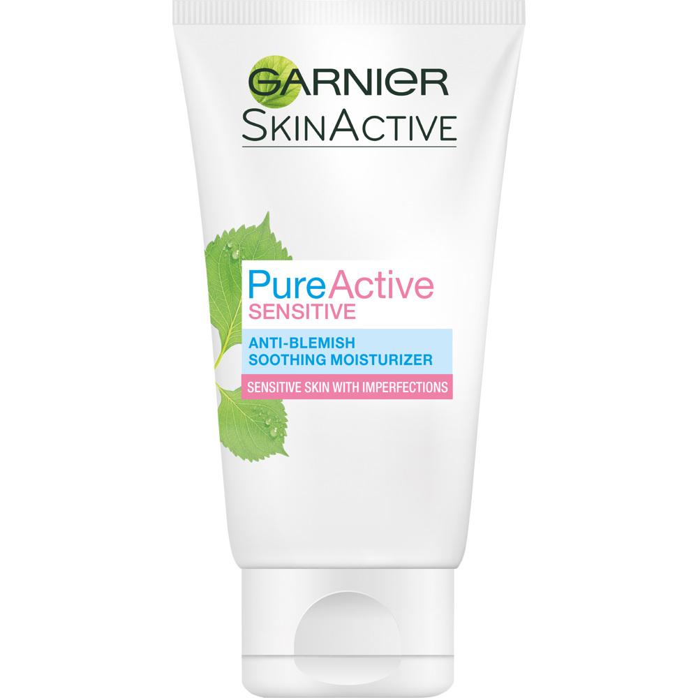 Garnier Pure Active Sensitive Moisturizer 50ml