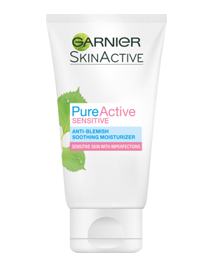 Garnier Pure Active Sensitive Moisturizer 50ml