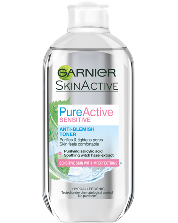 Garnier Pure Active Sensitive Toner