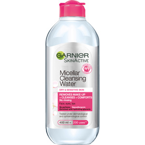 Micellar Water Dry Skin 400ml