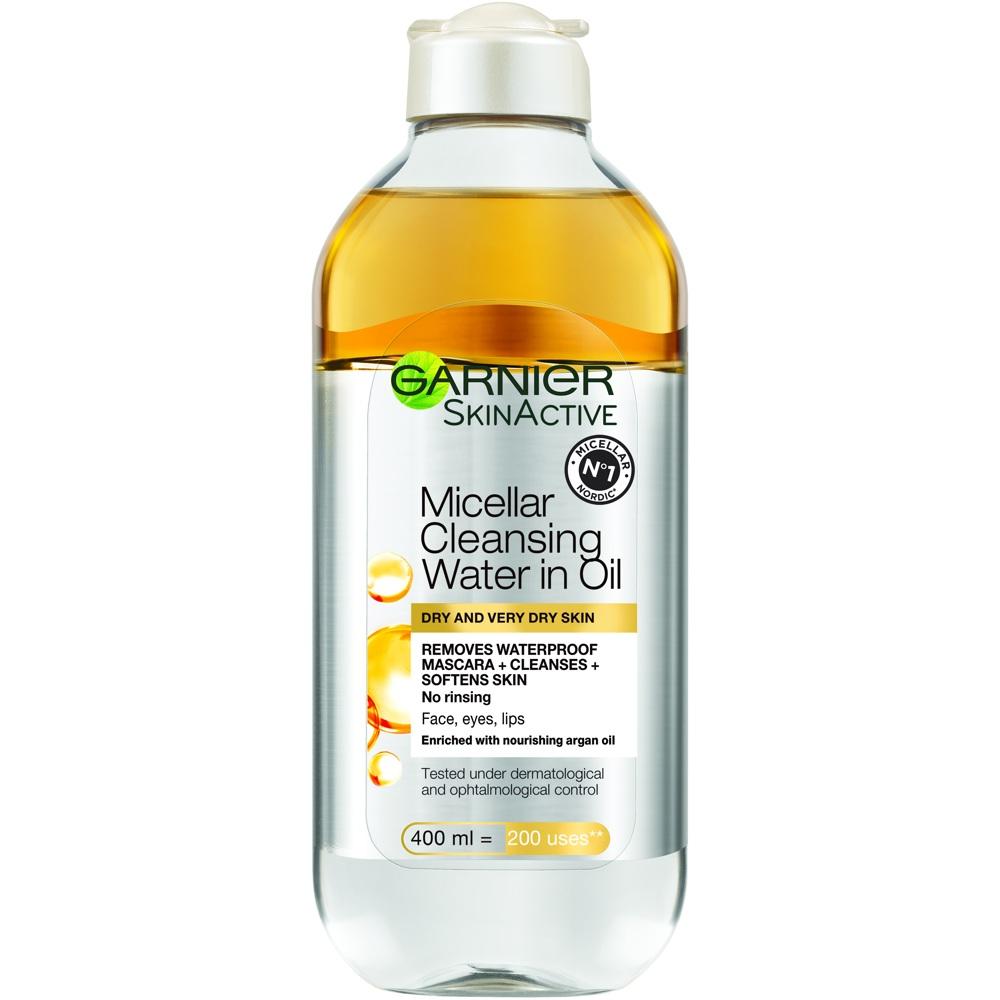 Micellar Cleansing Water in Oil 400ml