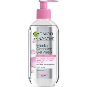 Micellar Cleansing Gel Wash 200ml