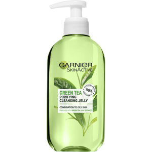 Gel Wash Green Tea (Comb/Oily Skin) 200ml