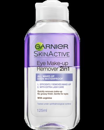 Garnier Eye Make-up Remover 2in1 125ml