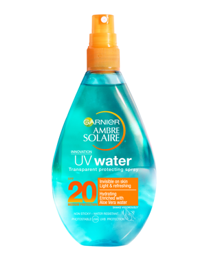 Garnier Solar Water SPF 20 150 ml