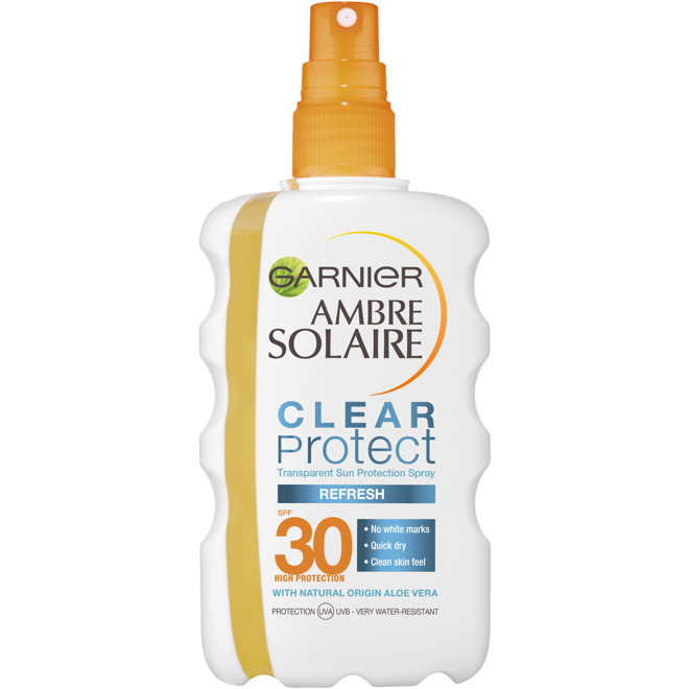 Garnier Clear Protect Spray SPF30 200ml
