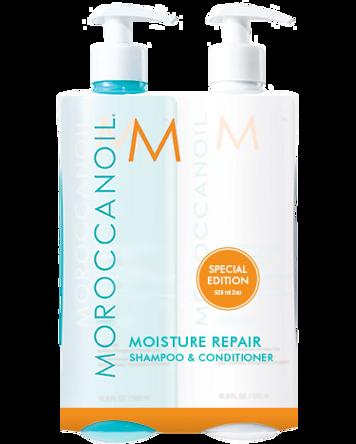 MoroccanOil Moisture Repair Duo 2x500ml