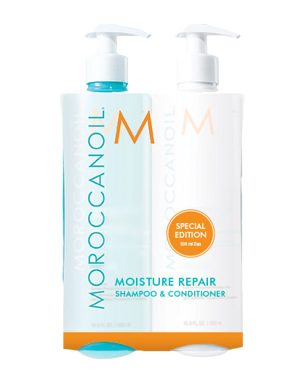 MoroccanOil Moisture Repair Duo 2x500ml