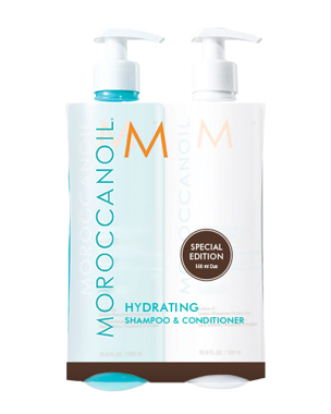 MoroccanOil Hydrating Duo 2x500ml
