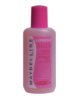 Maybelline Color Show Nail Polish Remover 125ml