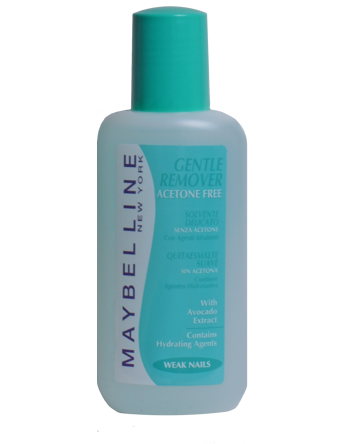 Maybelline Color Show Gentle Nail Polish Remover 125ml