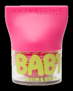 Maybelline Baby Lips Balm & Blush 4,5g