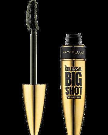 Volum' Express Colossal Big Shot Mascara 9,5ml, Daring Black