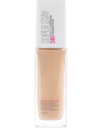SuperStay 24H Foundation 30ml, Sun Beige