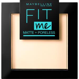 Fit Me Matte & Poreless Powder 9g, Natural Ivory