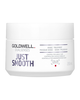 Goldwell Dualsenses Just Smooth 60Sec Treatment, 200ml