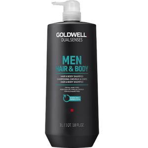 Dualsenses For Men Hair & Body Shampoo