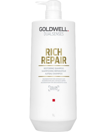 Dualsenses Rich Repair Restoring Shampoo, 1000ml