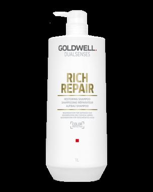 Dualsenses Rich Repair Restoring Shampoo, 1000ml