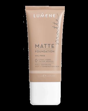 Lumene Matte Foundation, 30ml