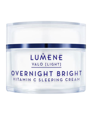 Lumene Valo Overnight Bright Vitamin C Sleeping Cream, 50ml